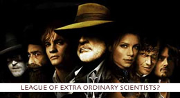League of Extra Ordinary Scientists
